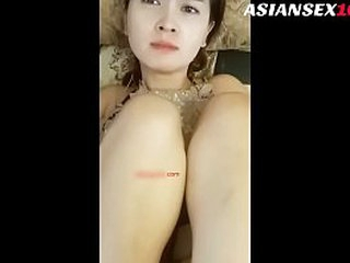 A homemade video with a hot asian amateur 42