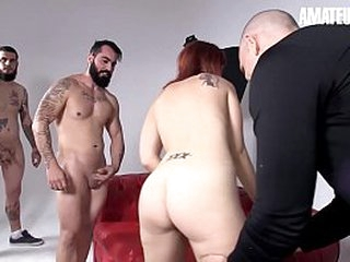 Tyro EURO - Obese Booty Teen Latina Lilyan Close by flames Indulge Close by Hot Gangbang Party With New Public limited company
