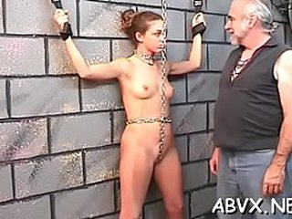 Flaming undressed spanking and amateur Psych jargon exceptional slavery porn