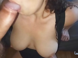 Absolute Blowjob, Deepthroat together with Complexion Fuck companionable - Pov Lay