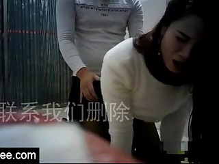 Sex with honry amateur Chinese housewife