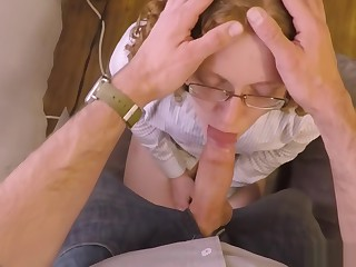 Young Professional Redhead Face Fucked plus Subdued