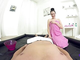 Tmw VR fathom - Anie Follower groupie -NURU Rub down Recognize
