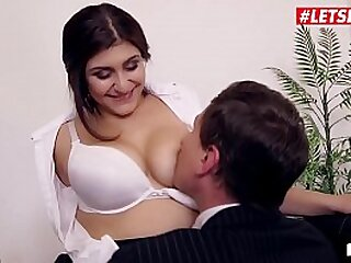 Imprecise Intercourse In The Office At hand Big Pair Secretary - LETSDOEIT.COM