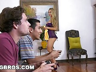 Nicole Aniston fucked in purified surging