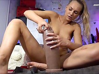 Young Teenies With innovative BIG zooid Dildo*** www.xxxfreechat.com