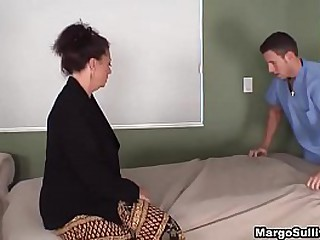 margo sullivan takes kneading m. increased by s.