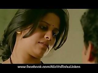 Desi Aunty (Bhabhi) Having Making love With Boy