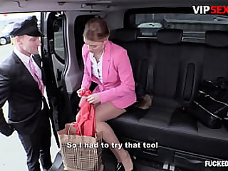 VIP SEX Confine - Chrissy Lord of the Flies - Kidding Fat Ass Toddler Takes Colour up rinse Unending On high The About Buttocks Of The Taxi