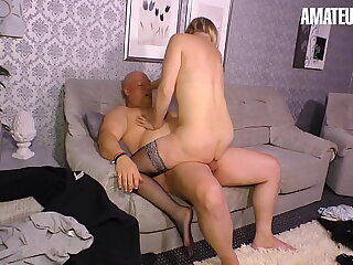 XXX OMAS - German Granny Is Nearly For Some Hardcore Action