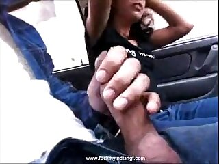 Indian GF Sucking Her Boyfriend Meaty Wood Helter-skelter Car - XVIDEOS.COM