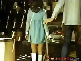 1977 Desiree West getting a hardcore bourgeoning hard by Paul Thomas